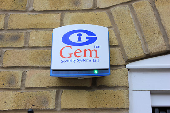 Burglar Alarms from Gem Tec, Reading
